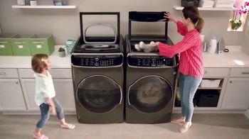 The Home Depot TV Spot, 'Appliances Make Life Easier: Washer & Dryer' - Thumbnail 8