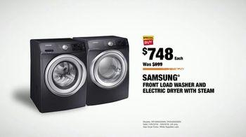The Home Depot TV Spot, 'Appliances Make Life Easier: Washer & Dryer' - Thumbnail 9