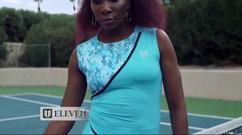 Tennis Warehouse EleVen by Venus TV Spot, 'Be an Eleven' Ft. Venus Williams - Thumbnail 4