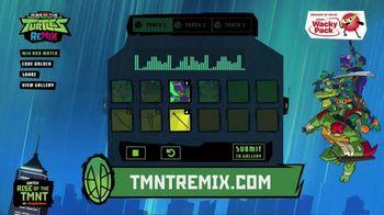 Sonic Drive-In Wacky Pack TV Spot, 'Nickelodeon: TNMT Remix' - Thumbnail 8