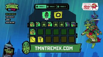 Sonic Drive-In Wacky Pack TV Spot, 'Nickelodeon: TNMT Remix' - Thumbnail 7