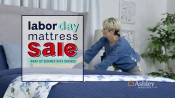Ashley HomeStore Labor Day Mattress Sale TV Spot, 'Ends Monday' - Thumbnail 2