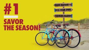 Red Lobster Crabfest TV Spot, 'WE tv: Fresh Fun' - Thumbnail 7