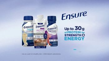 Ensure TV Spot, 'On a Mission: Strength and Energy' - Thumbnail 10