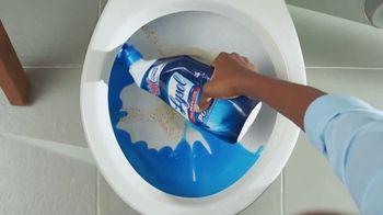 Lysol Power Toilet Bowl Cleaner TV Spot, 'Surprisingly Not Terrible' - Thumbnail 2