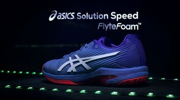 Tennis Warehouse TV Spot, 'Asics Solution Speed FF'