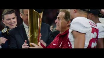University of Alabama TV Spot, 'Where Legends Are Made 2018' - Thumbnail 9