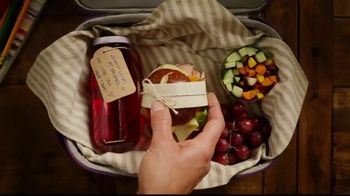 Boar's Head TV Spot, 'Crafting Lunch' - Thumbnail 8