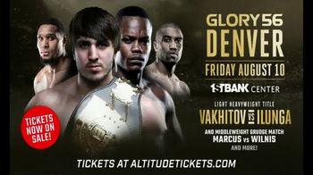 Glory Kickboxing TV Spot, 'Glory 56: Denver' - 2 commercial airings