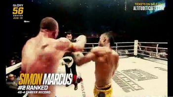 Glory Kickboxing TV Spot, 'Glory 56: Denver' - Thumbnail 6