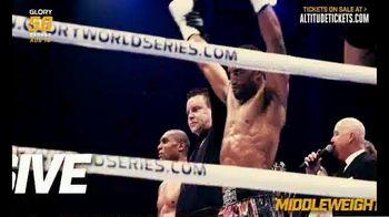 Glory Kickboxing TV Spot, 'Glory 56: Denver' - Thumbnail 7