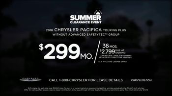 Chrysler Summer Clearance Event TV Spot, 'Shallow Thoughts' Featuring Kathryn Hahn [T2] - Thumbnail 9