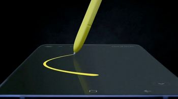 Samsung Galaxy Note9 TV Spot, 'Powerful S Pen' Song by LSD - Thumbnail 5