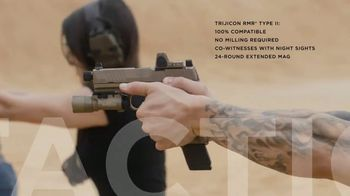FN America FN 509 Tactical TV Spot, 'Set Your Sights' - Thumbnail 3