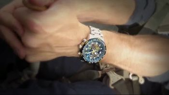 Citizen ProMaster Watch TV Spot, 'Powered by the Light' - Thumbnail 5