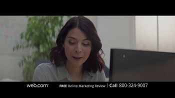 Web.com TV Spot, 'Market Like a Bigger Business' - Thumbnail 5