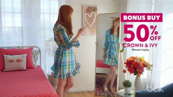 Belk Make it Epic TV Spot, 'Bonus Buys' - Thumbnail 4