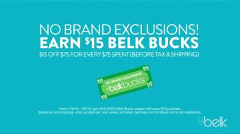 Belk Make it Epic TV Spot, 'Bonus Buys' - Thumbnail 9