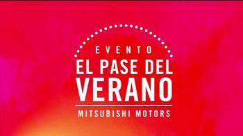 Mitsubishi Evento el Pase del Verano TV Spot, 'Sin pagos' [Spanish] [T2] - Thumbnail 2