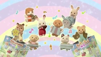 Calico Critters Baby Band Series & Nursery Series TV Spot, 'Fun Music'