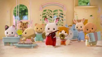 Calico Critters Baby Band Series & Nursery Series TV Spot, 'Fun Music'