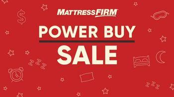 Mattress Firm Power Buy Sale TV Spot, 'Beautyrest Recharge Hybrid' - Thumbnail 2