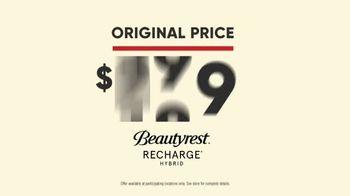 Mattress Firm Power Buy Sale TV Spot, 'Beautyrest Recharge Hybrid' - Thumbnail 7