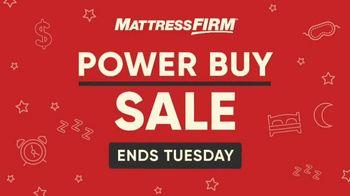 Mattress Firm Power Buy Sale TV Spot, 'Beautyrest Recharge Hybrid' - Thumbnail 9