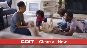 COIT TV Spot, 'Clean as New: 30 Percent Off'