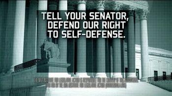 NRA Institute for Legislative Action TV Spot, 'Confirm Brett Kavanaugh' - Thumbnail 10