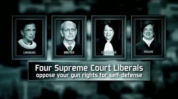 NRA Institute for Legislative Action TV Spot, 'Confirm Brett Kavanaugh' - Thumbnail 2