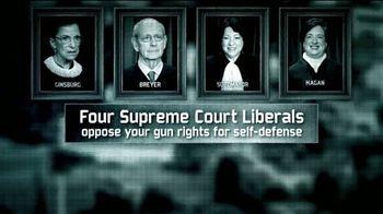 NRA Institute for Legislative Action TV Spot, 'Confirm Brett Kavanaugh' - Thumbnail 5