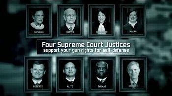 NRA Institute for Legislative Action TV Spot, 'Confirm Brett Kavanaugh' - Thumbnail 6
