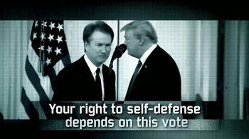 NRA Institute for Legislative Action TV Spot, 'Confirm Brett Kavanaugh' - Thumbnail 8