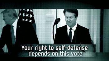 NRA Institute for Legislative Action TV Spot, 'Confirm Brett Kavanaugh' - Thumbnail 9