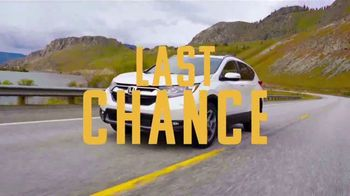 Honda Summer Spectacular Event TV Spot, 'Last Chance'