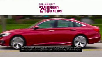Honda Summer Spectacular Event TV Spot, 'Last Chance' [T2] - Thumbnail 4