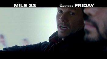 Mile 22 - Alternate Trailer 26