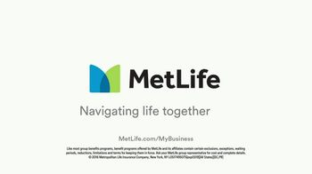 MetLife Small Business Benefits TV Spot, 'Anything But Small: Rory' - Thumbnail 9