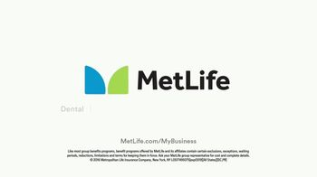 MetLife Small Business Benefits TV Spot, 'Anything But Small: Rory' - Thumbnail 8