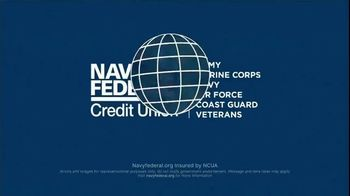 Navy Federal Credit Union App TV Spot, 'Zip Line: Free Checking' - Thumbnail 10
