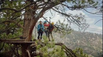 Navy Federal Credit Union App TV Spot, 'Zip Line: Free Checking' - Thumbnail 2