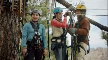 Navy Federal Credit Union App TV Spot, 'Zip Line: Free Checking' - Thumbnail 3