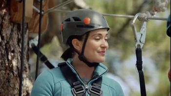 Navy Federal Credit Union App TV Spot, 'Zip Line: Free Checking' - Thumbnail 6