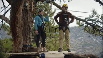 Navy Federal Credit Union App TV Spot, 'Zip Line: Free Checking' - Thumbnail 8