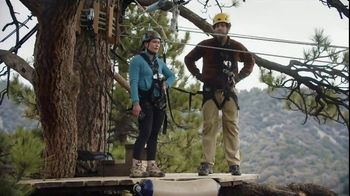 Navy Federal Credit Union App TV Spot, 'Zip Line: Free Checking' - Thumbnail 9