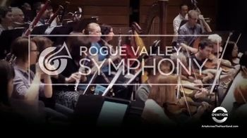 Ovation Arts Across the Heartland TV Spot, 'Rogue Valley Symphony'
