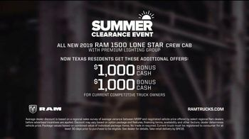 Ram Trucks Summer Clearance Event TV Spot, 'Reputation' [T2] - Thumbnail 10