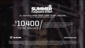 Ram Trucks Summer Clearance Event TV Spot, 'Reputation' [T2] - Thumbnail 9