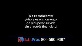 DebtPros TV Spot, 'Reduce su deuda' [Spanish] - Thumbnail 1